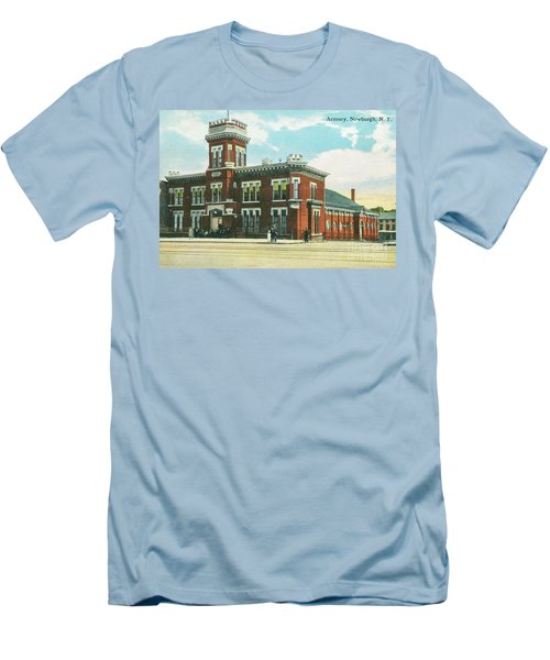 Newburgh Broadway - 08 Men's T-Shirt (Athletic Fit)