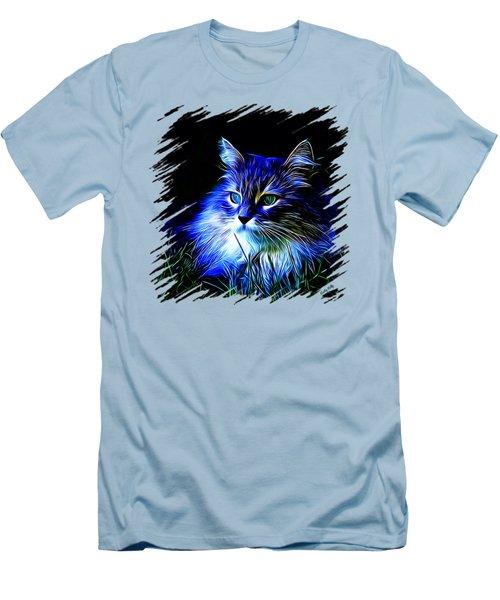 Night Stalker Tp Men's T-Shirt (Slim Fit) by Kathy Kelly