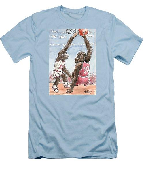 No No No Men's T-Shirt (Athletic Fit)