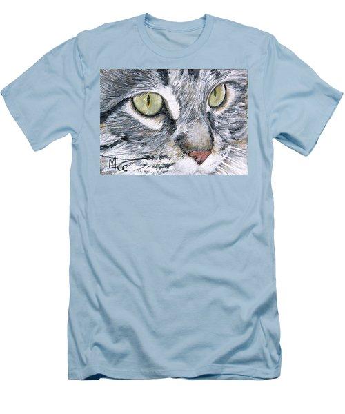 Noel Men's T-Shirt (Slim Fit) by Mary-Lee Sanders