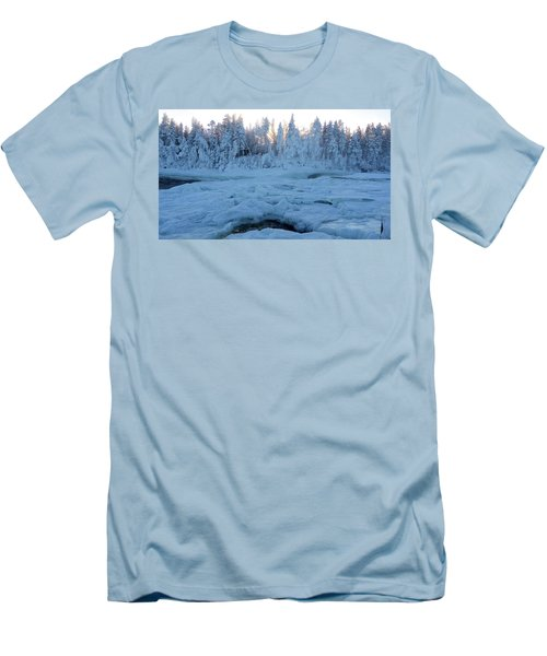 North Of Sweden Men's T-Shirt (Athletic Fit)
