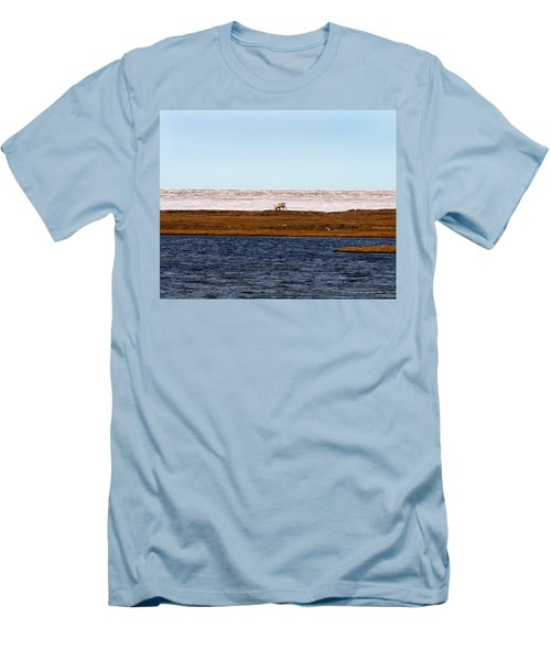 North Slope Men's T-Shirt (Athletic Fit)