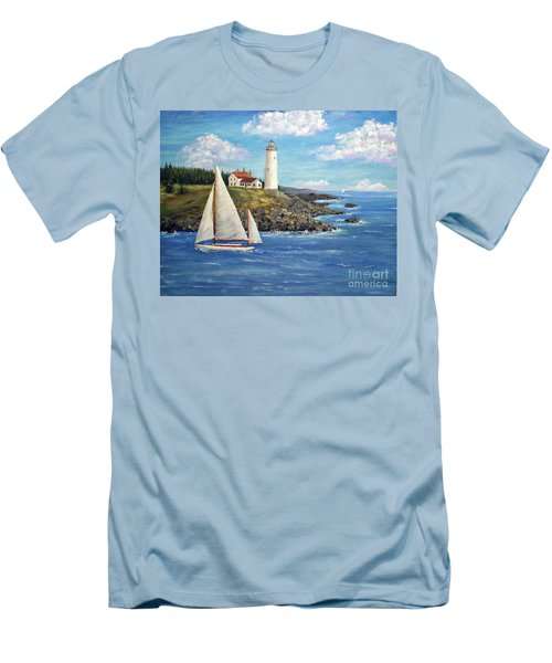 Northeast Coast Men's T-Shirt (Athletic Fit)
