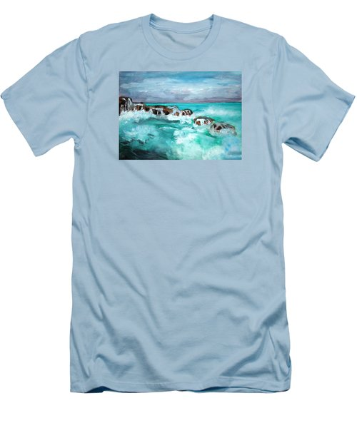Ocean 14 Men's T-Shirt (Athletic Fit)