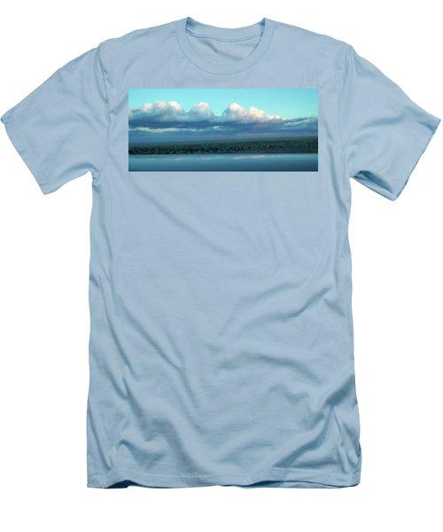 Ocean Of Sky Men's T-Shirt (Athletic Fit)