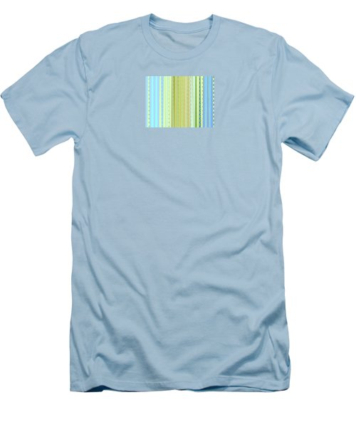 Oceana Stripes Men's T-Shirt (Athletic Fit)