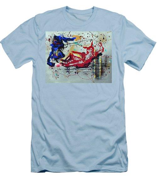 October Fever Men's T-Shirt (Slim Fit) by J R Seymour