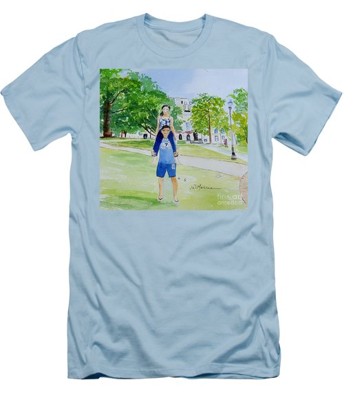 Ohio State Memories Men's T-Shirt (Athletic Fit)