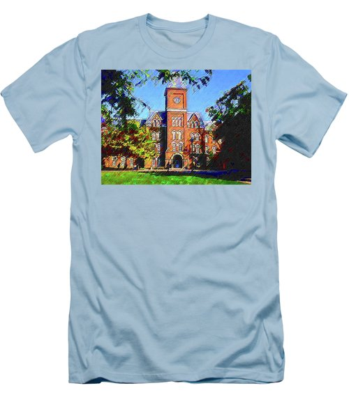 Ohio State University  Men's T-Shirt (Athletic Fit)
