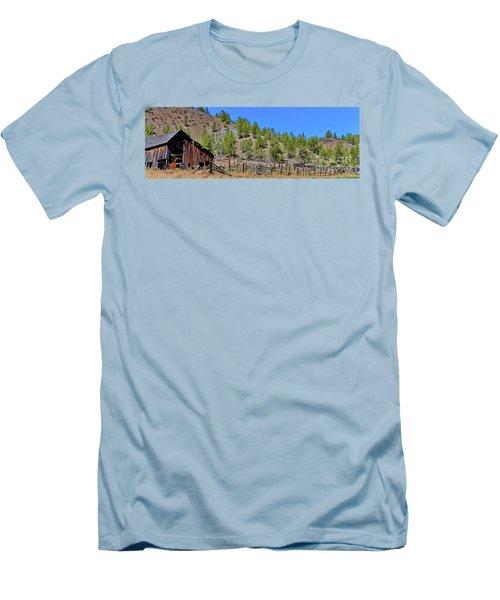Ok Corral Men's T-Shirt (Athletic Fit)