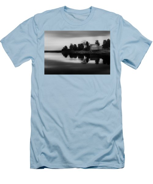 Men's T-Shirt (Slim Fit) featuring the photograph Old Cape Cod by Bill Wakeley
