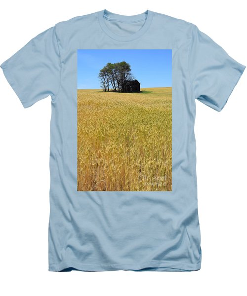 Old Homestead  Men's T-Shirt (Athletic Fit)