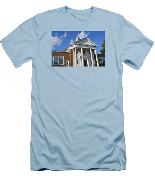 Old Paradise Elementary School Men's T-Shirt (Athletic Fit)