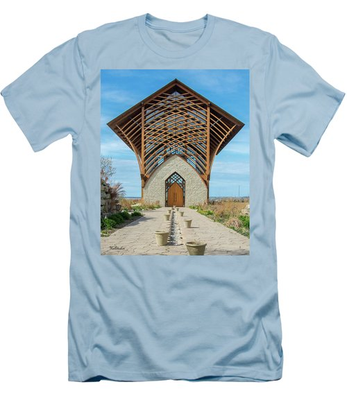 Omaha Holy Family Shrine Men's T-Shirt (Athletic Fit)