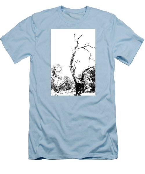 One Tree - 0192 Men's T-Shirt (Slim Fit) by G L Sarti