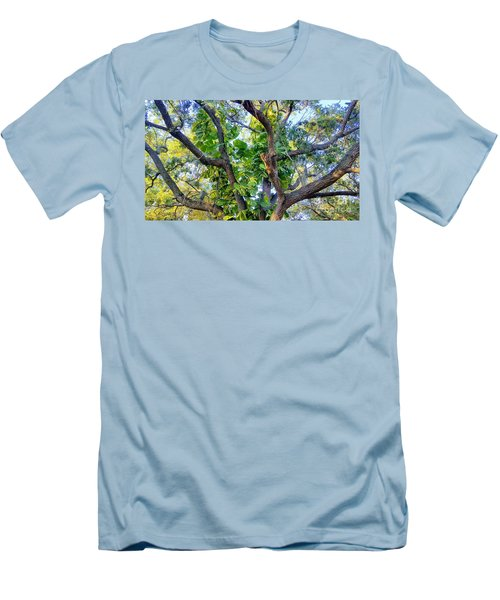 Oneness Discovery Men's T-Shirt (Athletic Fit)