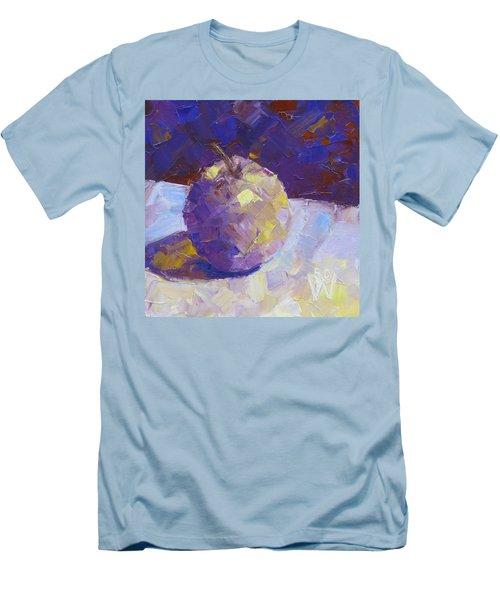 Opal In Lavender Men's T-Shirt (Slim Fit) by Susan Woodward