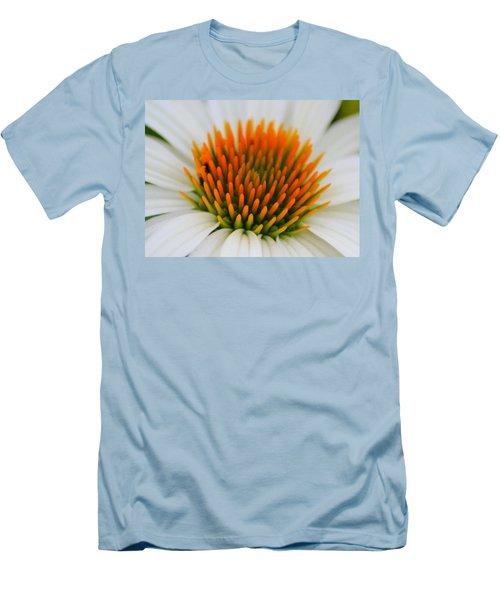 Orange Glow Men's T-Shirt (Athletic Fit)