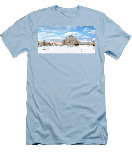 Orebro Castle Men's T-Shirt (Athletic Fit)