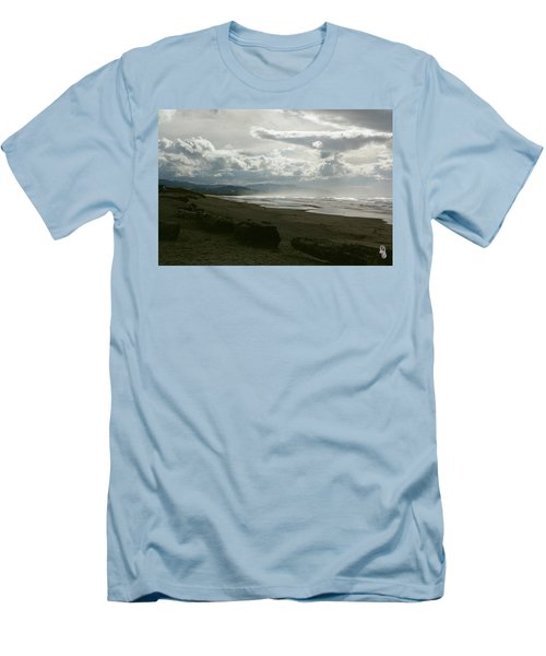 Oregon Coast 10 Men's T-Shirt (Athletic Fit)