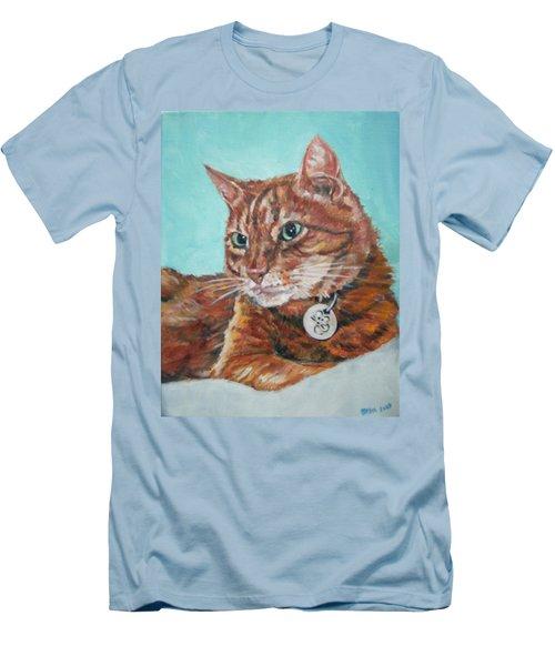 Oscar Men's T-Shirt (Slim Fit) by Bryan Bustard