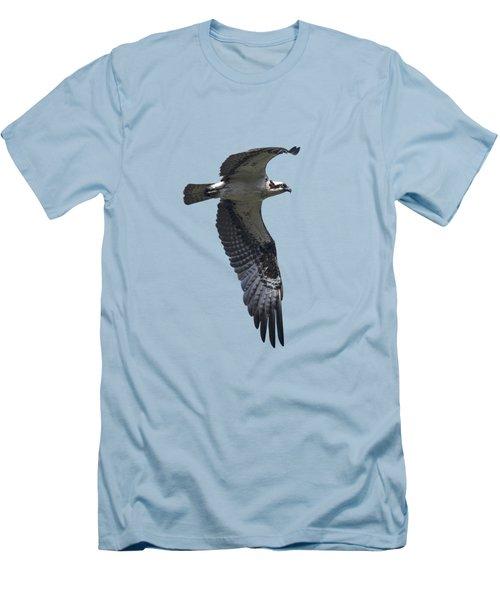 Osprey In Flight 2 Men's T-Shirt (Slim Fit)