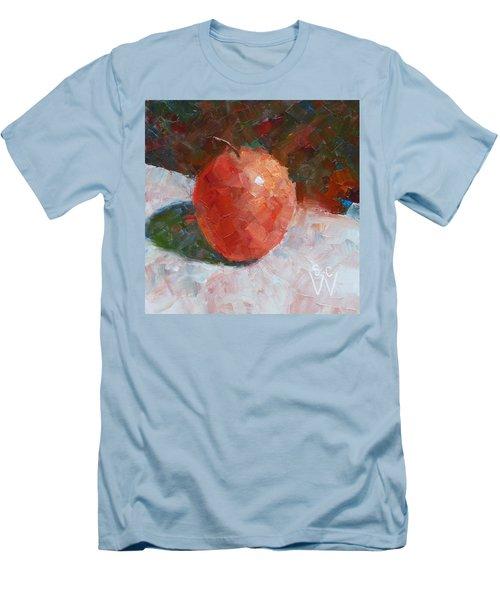 Pacific Rose Gentle Men's T-Shirt (Slim Fit) by Susan Woodward