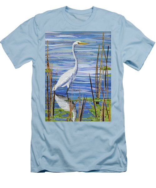 Paper Crane Men's T-Shirt (Athletic Fit)
