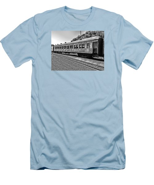 Passenger Ready Men's T-Shirt (Athletic Fit)