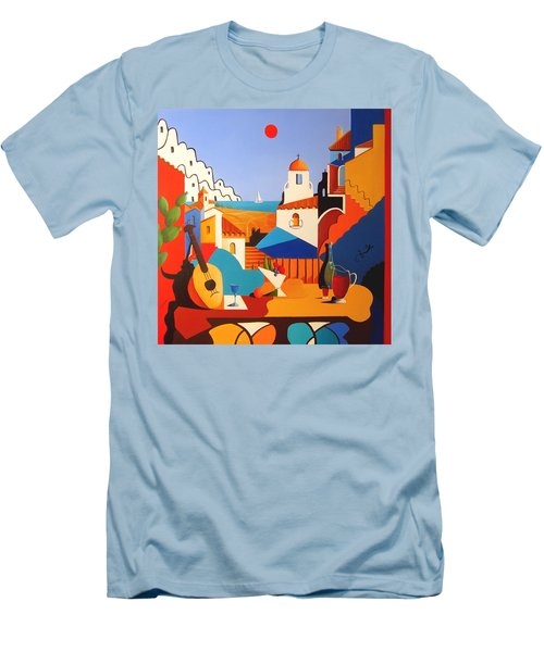 Passion For Life Men's T-Shirt (Athletic Fit)
