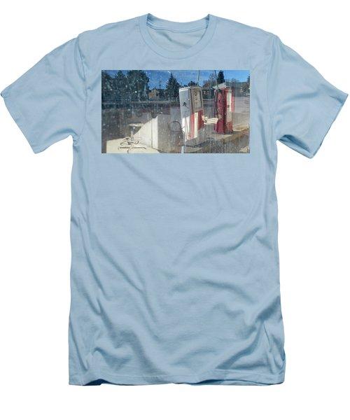 Past Gas Men's T-Shirt (Athletic Fit)