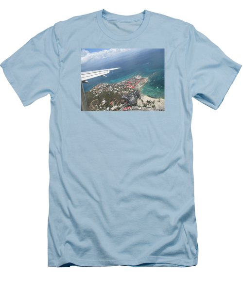 Pelican Key St Maarten Men's T-Shirt (Slim Fit)