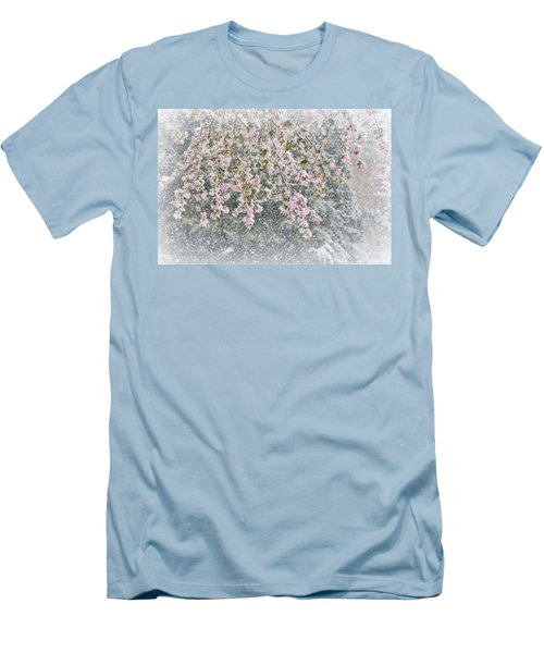 Peppermint Spring Men's T-Shirt (Athletic Fit)