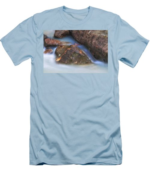Men's T-Shirt (Slim Fit) featuring the photograph Perpetual Motion by Andy Crawford