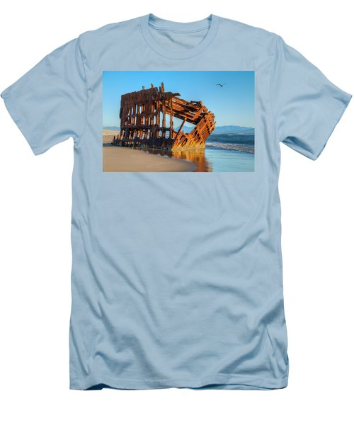 Peter Iredale II Men's T-Shirt (Athletic Fit)
