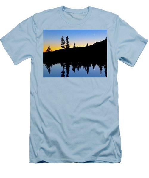 Phantom Forest Men's T-Shirt (Slim Fit) by Amelia Racca
