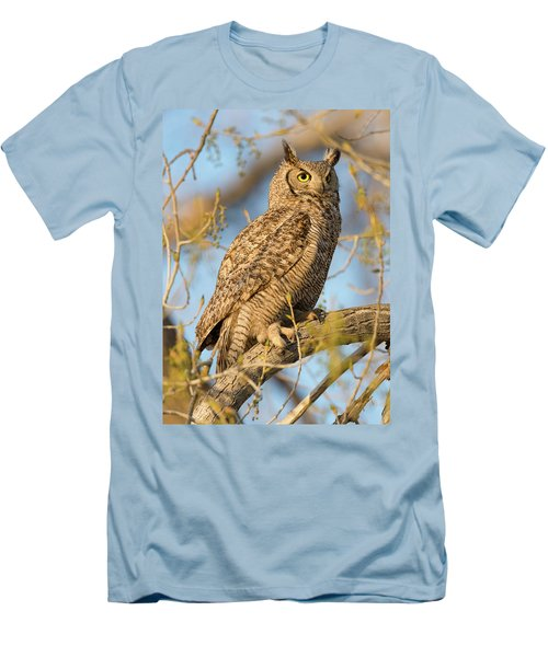 Picturesque Men's T-Shirt (Slim Fit) by Scott Warner