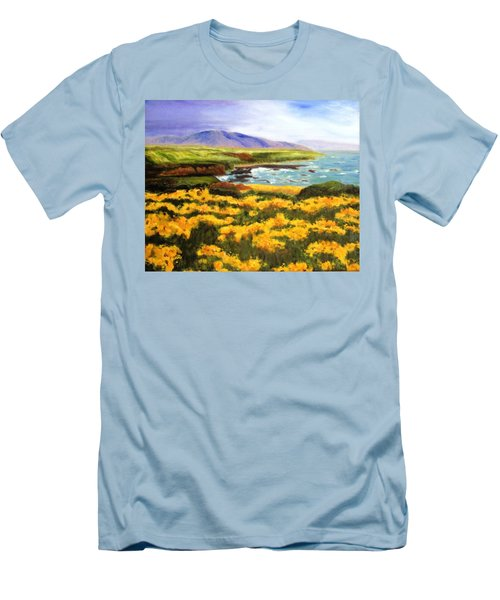 Pigeon Point Men's T-Shirt (Athletic Fit)