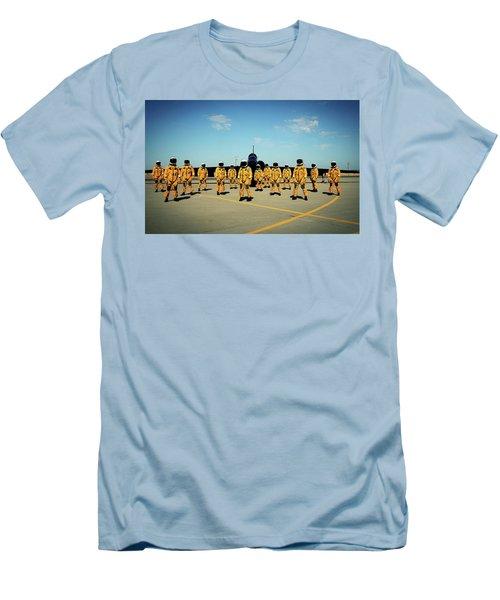 Pilot Men's T-Shirt (Athletic Fit)