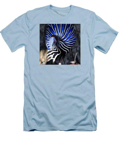 Pintada Vulturina Men's T-Shirt (Slim Fit) by Goyo Ambrosio