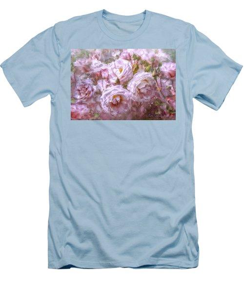 Pocket Full Of Roses Men's T-Shirt (Athletic Fit)