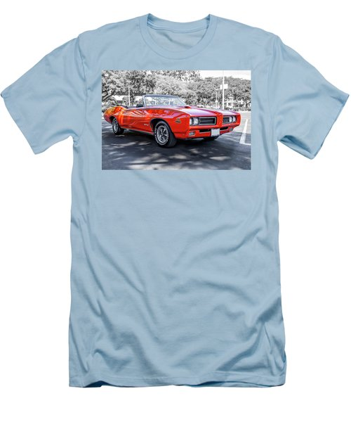 Pontiac G T O Judge Men's T-Shirt (Athletic Fit)