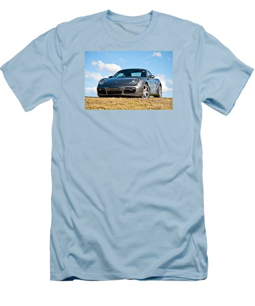 Porsche Cayman Men's T-Shirt (Athletic Fit)