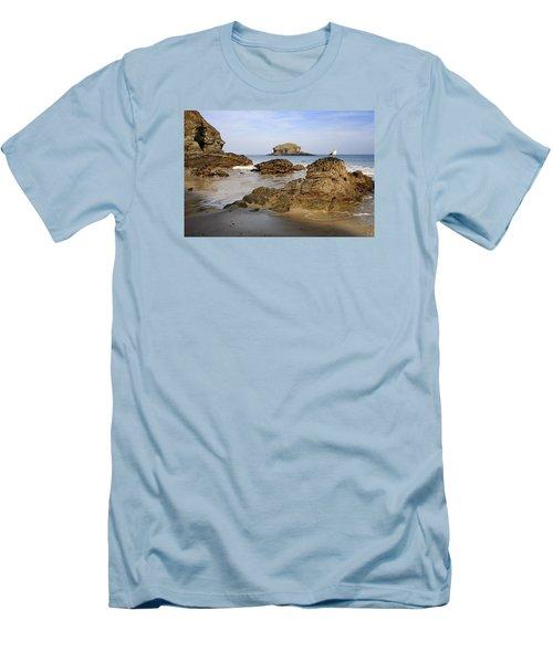 Portreath Men's T-Shirt (Athletic Fit)