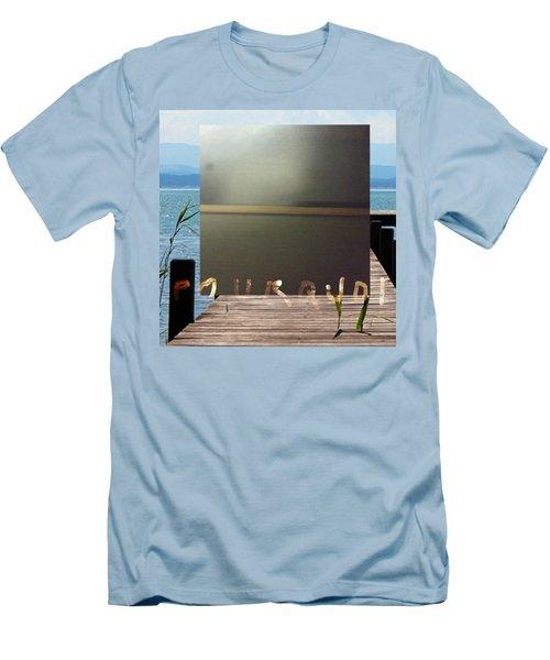 Pourquoi Men's T-Shirt (Athletic Fit)