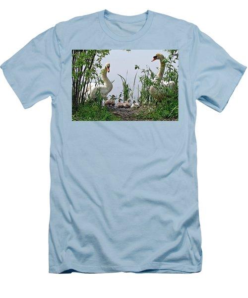 Protective Parents Men's T-Shirt (Athletic Fit)