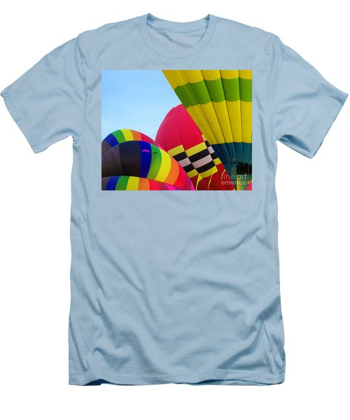 Pumped Up Men's T-Shirt (Athletic Fit)