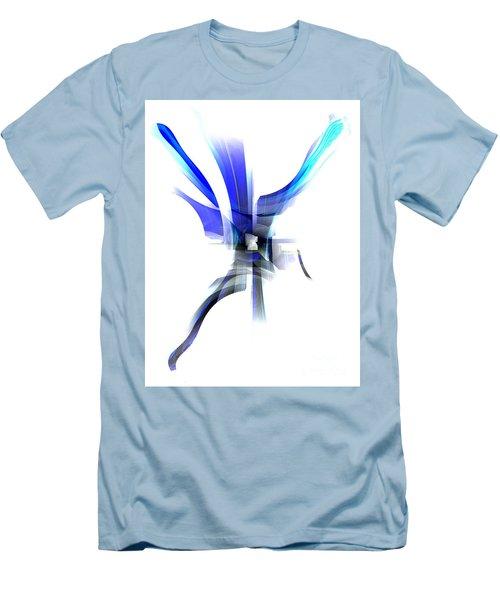 Purity 2 Men's T-Shirt (Slim Fit) by Thibault Toussaint