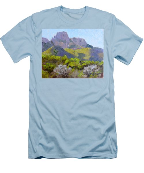 Pusch Ridge II Men's T-Shirt (Athletic Fit)