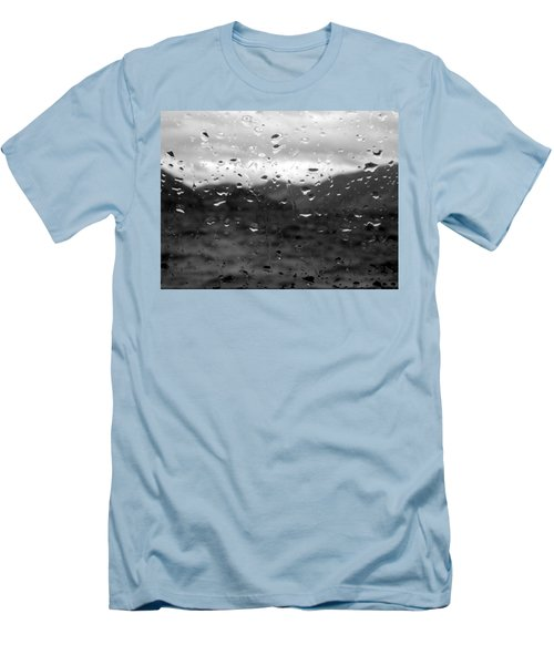 Rain And Wind Men's T-Shirt (Athletic Fit)